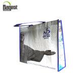 Tamanho grande Recycley tecidos PP promocionais Sacola grande de Compras