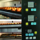 CE Matériel de Boulangerie approuvé Hamburger de cuisson pour four de pont (D3L/3T)