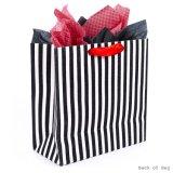 De speciale Zak van de Gift van het Document van het Ontwerp, de Zak van het Document van de Kunst, de Zak van de Gift, het Winkelen de Zak van het Document