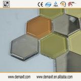 Tuiles de mosaïque en verre pour le mur de cuisine