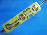 New5730 3LED Injection LED Module Jaune Highlight DC12V