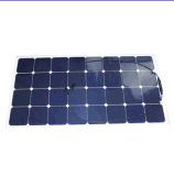 O painel 100W solar flexível aprovado do TUV com células solares vende por atacado para o sistema Photovoltaic do painel