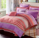Flanel Fleece + Estofamento de tecido Cama quente para outono e inverno