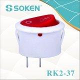 Interruptor de eje de balancín oval de Soken