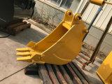Китайская землечерпалка поставщика разделяет ведро шанца узкой части ведра землечерпалки стандартное для сбывания