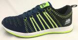 人のための偶然のFlyknitのスポーツの靴