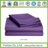 Tutta la lamiera sottile differente 100% della stratificazione Set/Bed di Mircofiber di colore delicatamente bella