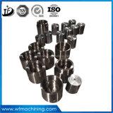 Подгонянные изготовлением автозапчасти CNC алюминиевой точности изготовления ISO9001 подвергая механической обработке