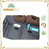Saco de nylon personalizado da pena da caixa de lápis/saco ajustado suporte dos artigos de papelaria para a impressão