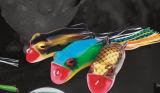 Alle Arten Frosch-Köder-Fischen-Frosch-weicher Köder