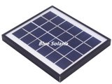 6 Volt 2,5 W Painel Solar de vidro temperado