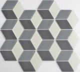 Mozaïek van het Glas van de Tegel van de Muur van de keuken en van de Badkamers 3D