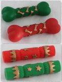 애완견 크리스마스 씹기 뼈 장난감, 애완 동물 제품