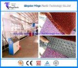 플라스틱 PVC 코일 방석 매트 생산 라인/압출기 기계/만들기 기계/압출기