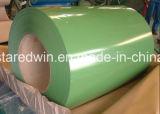 El color cero de la superficie de la lentejuela cubrió a comprador de acero del importador PPGI de la bobina