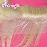 Frontal brasileiro reto do laço do cabelo do cabelo humano 13X4