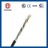 UTP Cat5e el CCA Cable de red del proveedor verificado RoHS