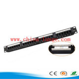 Patch Panel (12port 18port, 24port, 48port)