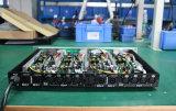 Da2008 8X300WのクラスD 8チャネルのホームシアターシステム1u電力増幅器