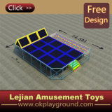 CE populaire de haute qualité Lits Trampoline (TP1202-6)