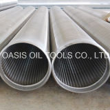 Tutti i filtri per pozzi saldati dell'acqua dell'acciaio inossidabile