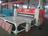 Machine semi automatique de fabrication de cartons de Pizaa d'impression de Cangzhou Flexo