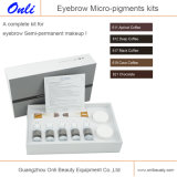 Kits de micro pigmento para Beleza permanente de Makup