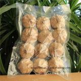 Здоровое питание чеснока чеснок черного цвета с ферментация чеснок