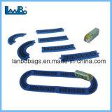 Las pistas de plástico mini tren tren de juguete rueda