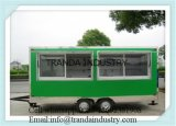 Mobiles Gaststätte-Hotdog-Schlussteil Breakfastmobile Auto