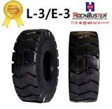 Neumático pesado 23.5&times del cargador y de la excavadora; 25 17.5× 25 E-3/L-3