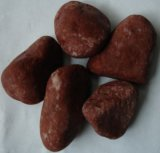 White Round Pebble/Gravel Stone Wholesale for Garden