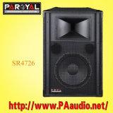 Concerto de som Pro Audio (SR4726)
