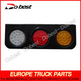 트럭 또는 트레일러 LED 테일 빛 3 색깔