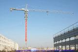 guindaste de torre da cabeça de martelo de 3 a 25 toneladas