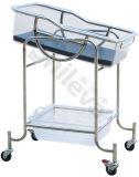 Carrello del bambino dell'acciaio inossidabile/culla Slv-B4203s del bambino