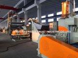 最上質の水平なペット、PP、PSのPE、ABSプラスチックシート押し出し機(CE/ISO9001)