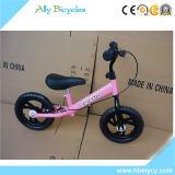 Bicicletta dell'equilibrio dei bambini del bambino delle rotelle del casco due dei freni per correre