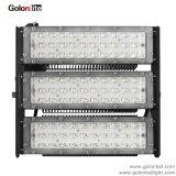 新しいデザイン150W LEDテニスコートライトは1000W金属のハロゲン化物ライトに取り替える