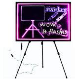 La plupart de panneau populaire d'ardoise d'écriture de DEL pour la créativité des enfants