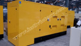 generatore diesel silenzioso di 475kVA Yuchai per il progetto di costruzione con le certificazioni di Ce/Soncap/CIQ/ISO