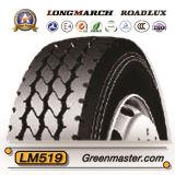 Longmarch Gummireifen Neumaticos 11r24.5, 11r22.5, 295/75r22.5 Llantas