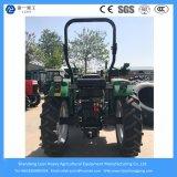 4WD庭かコンパクトまたは芝生または小型耕作するか、または小さいトラクター(40HP/48HP/55HP)が付いている農業の農場トラクターの工場