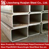 pipe 30X50 en acier galvanisée rectangulaire fabriquée en Chine
