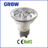Spotlight (GR650) 3W / 5W / 7W GU10 LED de cristal