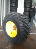 바퀴 변죽 13.00X15.5를 가진 농업 방안 트레일러 타이어 400/60-15.5