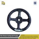 Personalizzare la valvola a sfera sulla timbratura della rotella del metallo