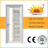 Conception en aluminium de porte de douche de qualité (SC-AAD095)