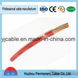 Провод куртки проводника Thhn медные и шнур кабеля изолированные PVC Nylon