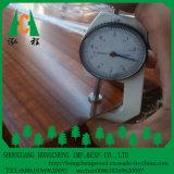 3mm de melamina melamina frente de la piel de la puerta de papel